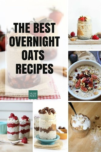 Our Favorite Overnight Oats Recipes