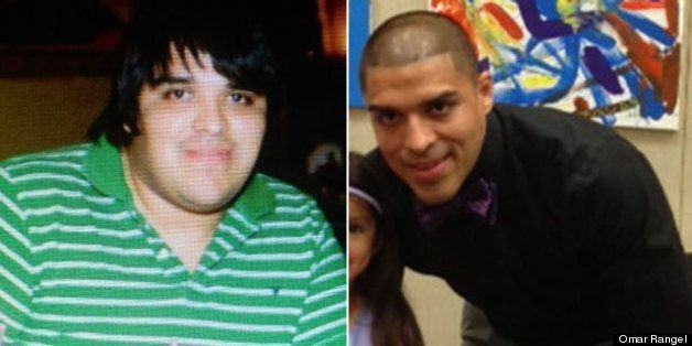 I Lost Weight: To Overcome Constant Exhaustion, Omar Rangel Lost 137 Pounds | HuffPost Life
