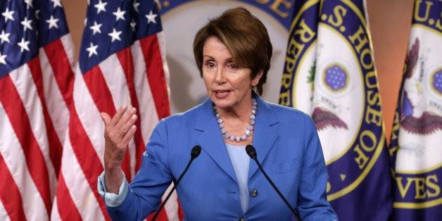 Nancy Pelosi, Harry Reid Speak Out Against Russian Anti-Gay Law At Winter Olympics
