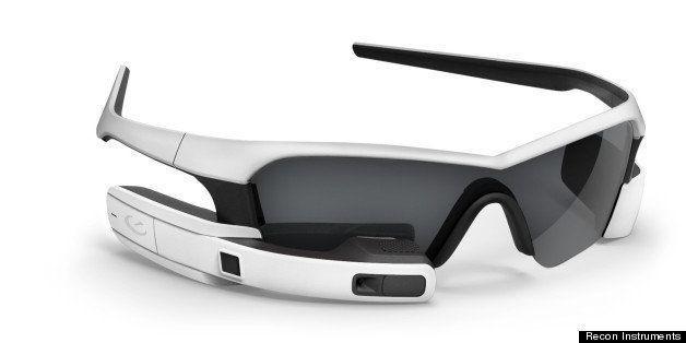 Recon Jet Isn't Afraid Of Google Glass
