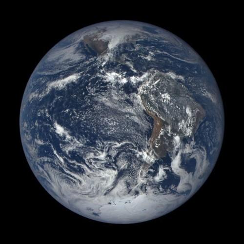 NASA Captures EPIC Views Of Earth