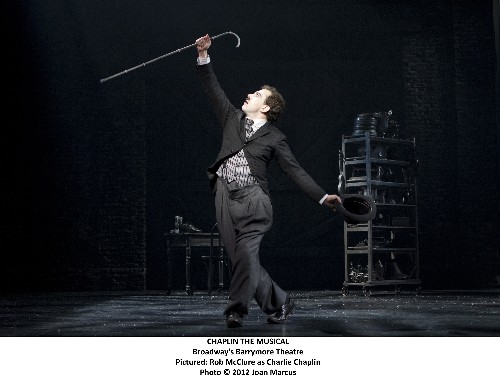 Q&A: Tony Award Nominee Rob McClure on Chaplin and His Broadway Career