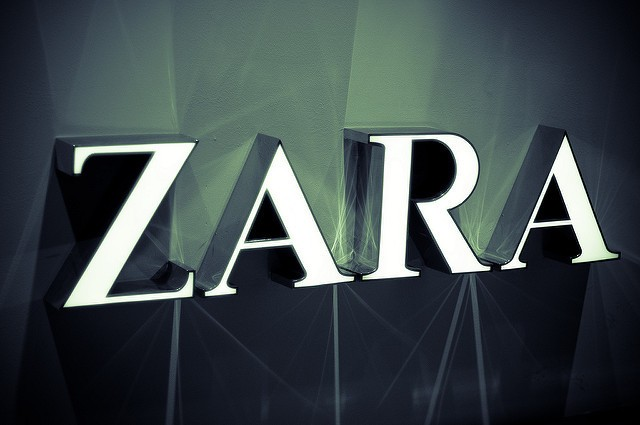 If You Think Zara Does Not Do Marketing, Think Again.
