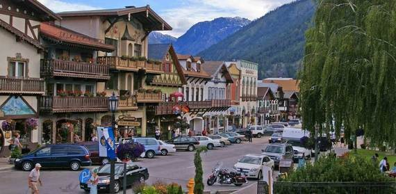 The 12 Cutest Small Towns In America