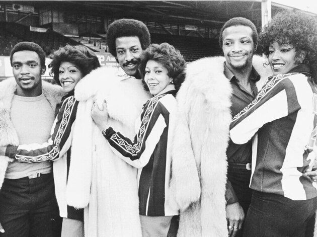 Tribute To Legendary Black Footballers 'The Three Degrees' Unveiled In West Bromwich