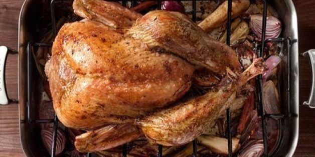 Why Turkeys Are So Much Better Roasted Upside Down | HuffPost Life