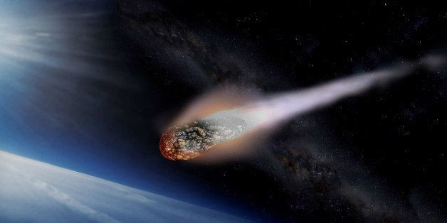 Asteroid To Zoom Within 25,000 Miles Of Earth This Sunday