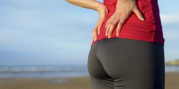 Lower Back Pain Eased by Simple Yoga Poses