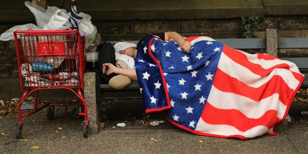 America's Poverty Rate Stuck At 15 Percent For Second Straight Year