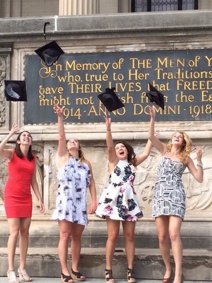 New College Grad? 5 Life Tips You Need to Know