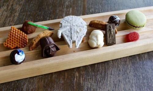 'Star Wars'-Themed Desserts Will Awaken Your Love Of Chocolate | HuffPost Life