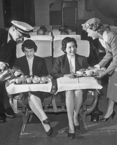 What If Flight Attendants Could Reward Passengers For Good Behavior?