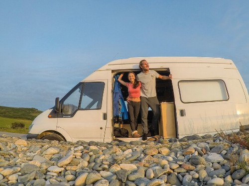 I've Spent The Last 4 Years Living In A Van And It Transformed My Entire Life