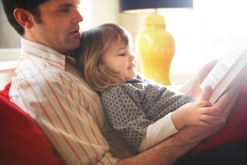 Science Proves Reading To Kids Really Does Change Their Brains   HuffPost Life