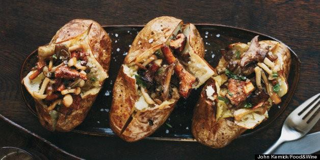 Recipe Of The Day: Baked Potato