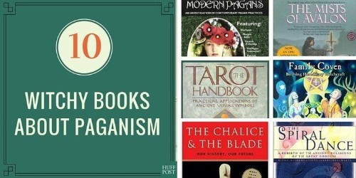 10 Witchy Books To Learn More About Paganism