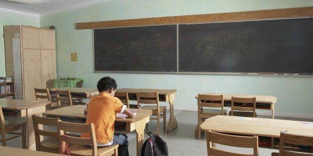 Coming Out to the Classroom, A Teacher's Story