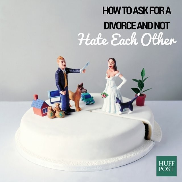 How To Divorce Like A Grown-Up (And Co-Parent Like One, Too) | HuffPost Life
