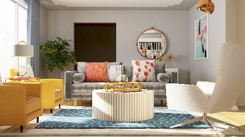 How To Decorate Your Space In 5 Layers