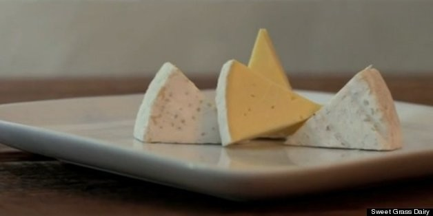 Green Hill Cheese From Sweet Grass Dairy In Georgia Is Our New Favorite (VIDEO)