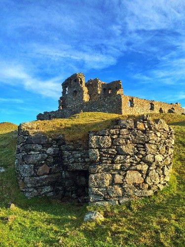Of Towers and Turrets: Castles in Scotland