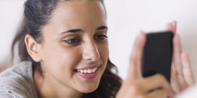 My Teen's Only 'Passion' Is Her Cell Phone!