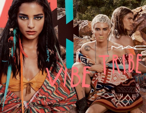 MAC Swears New 'Vibe Tribe' Collection Wasn't Inspired By Native Americans, Internet Scoffs | HuffPost Life