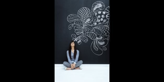 Letting Your Mind Wander During Meditation Can Help You Process More Thoughts And Feelings