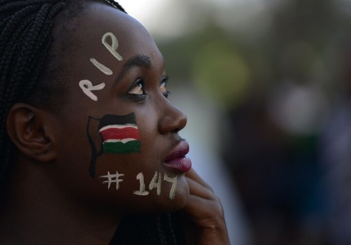 A Year After Kenya College Massacre, Teachers Step In To Address The Counterterror Vacuum