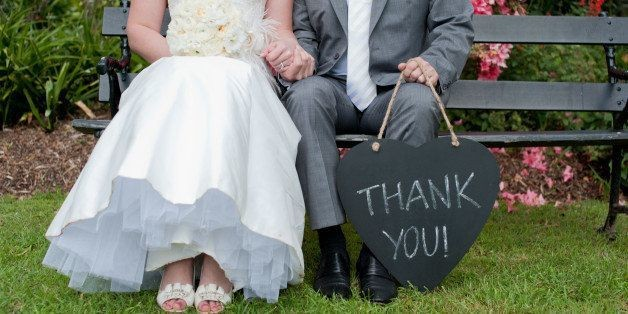 When To Send A Thank You To Guests Who Didn't Send A Gift | HuffPost Life
