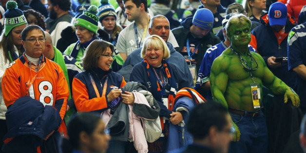This NFL Fan Map Breaks Down America's Real Rooting Interests (Or: No County For Jets Fans)