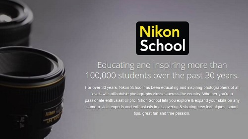 Nikon School Online Aims to Educate with Photography and Video Classes