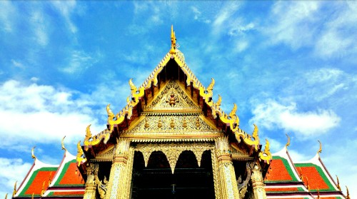 College Tourist Student Guide to Bangkok, Thailand