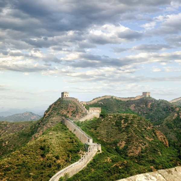 13 Famous Walls Around The World (PHOTOS)