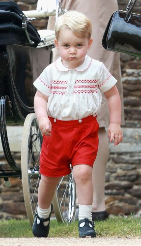Pics Of Prince George Prove He Already Knows He's Better Than You | HuffPost Life
