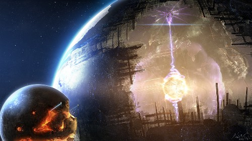 The Dyson Sphere -- Not Just Science Fiction