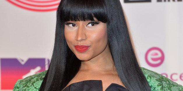Nicki Minaj Apologizes For Offensive Video, Doesn't 'Condone Nazism'