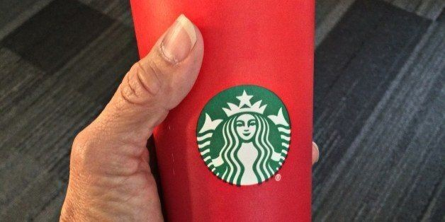 Starbucks' Holiday Cup Proves Religion Is Under Attack