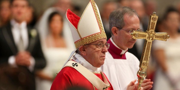 Catholic Cardinals Challenge Pope Francis' Openness Toward Nontraditional And Divorced Couples