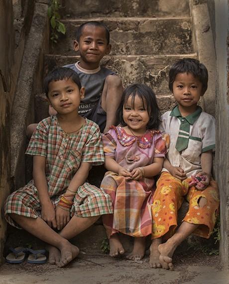 Incredible Bagan, Myanmar