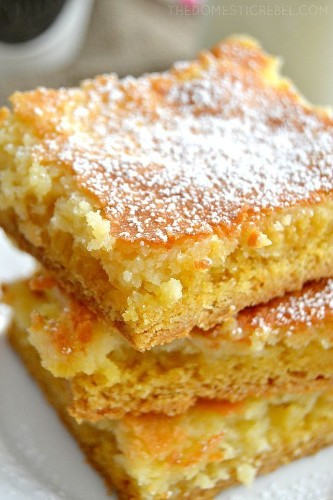 Gooey Butter Cake Is Missouri's Mind-Blowing Dessert That You've Got To Try | HuffPost Life