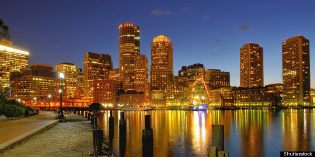 Boston: Open For Business | HuffPost Life