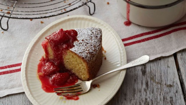 Recipe Of The Day: Olive Oil Cake | HuffPost Life