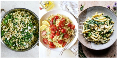27 Easy Pasta Recipes That Don't Use Sauce From A Jar, Because You Deserve Better