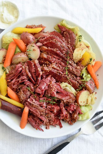 Corned Beef Recipes To Make For St. Patrick's Day