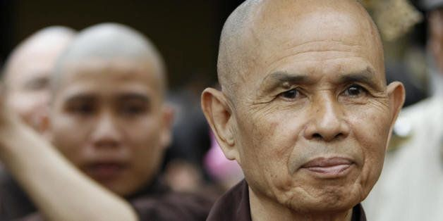 Thich Nhat Hanh Shows Us How Eating Mindfully Can Nourish More Than Just Your Body