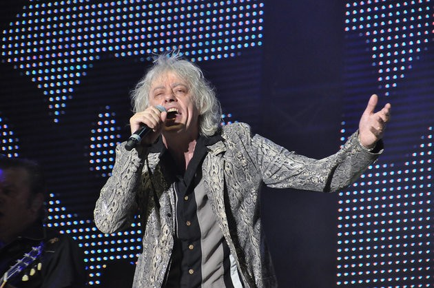 Bob Geldof's Sweary Rant At Brentwood Festival Sees 'Primark Wearing' Fans Walk Out