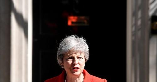 Read Theresa May's Resignation Speech In Full