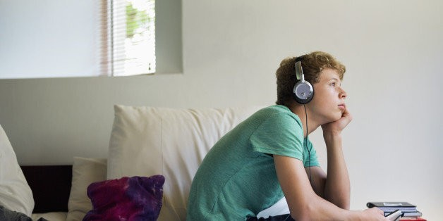 15 Year Old Just Wants to Play Video Games | HuffPost Life