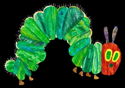Eric Carle, Your Favorite Children's Book Illustrator, Is 87 And Still Making Art